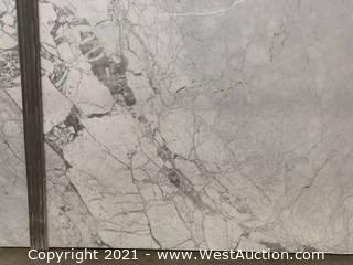 (3) Carrara Grey 3cm