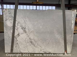 (8) Carrara Grey 3cm