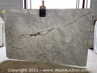 (6) Carrara Grey 3cm
