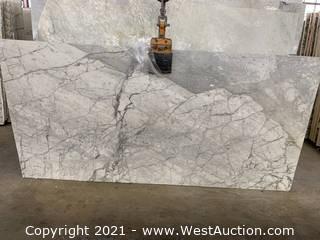 (10) Carrara Grey 2cm