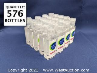 (576) Instant Hand Sanitizer 1.7 fl oz / 50ml