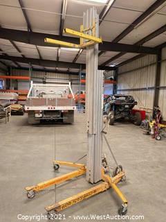 Workforce Aerial Work Platform - Beam lift WML24