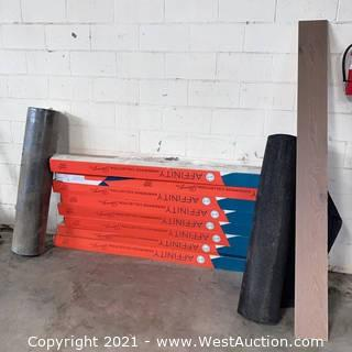 (8) Boxes Affinity Hardwood Flooring by Provenza Floors