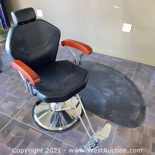 Barbers' Chair & Salon Anti-Fatigue Mat