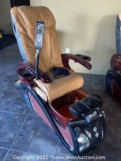 KB Spa Lonestar 1000 Spa Chair