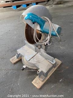 Makita LS1400 Miter Saw