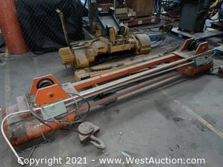 Wright 1.5 Ton Hoist