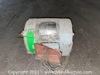Westinghouse Electric Hammermill Motor