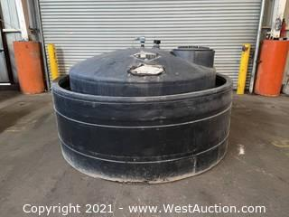 700 Gallon Chemical Storage Tank