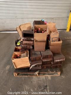 Pallet Of Various Diesel Super Coolant, Treatment System