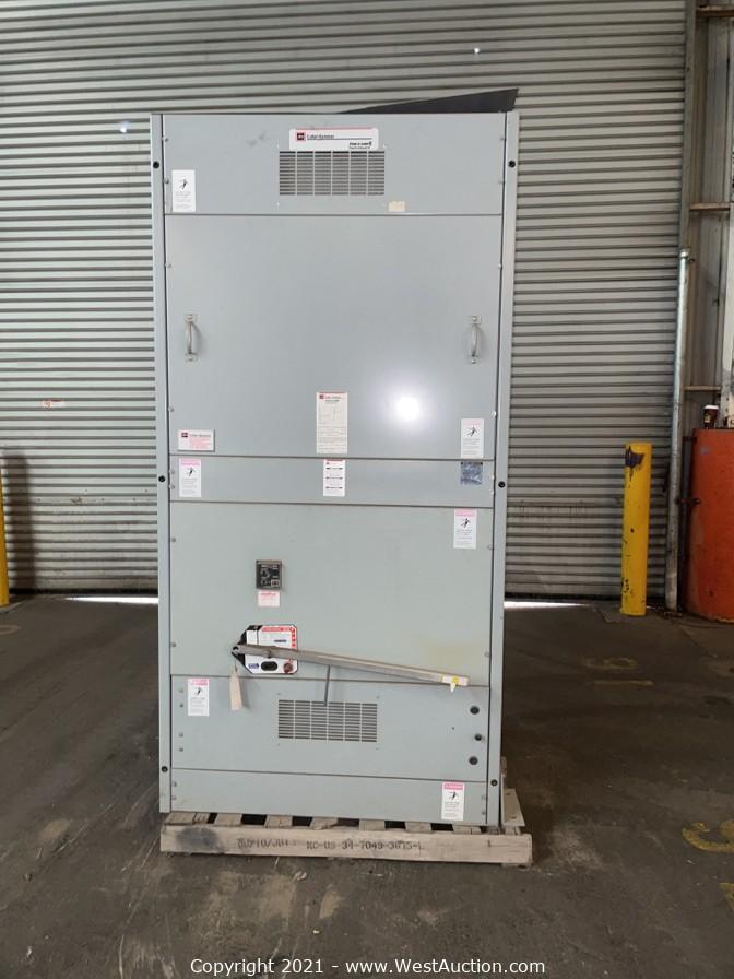 Gabriel Container Company Surplus Auction