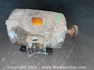 Westinghouse Life-Line A Motor