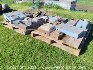 (2) Pallets of Electrical Boxes