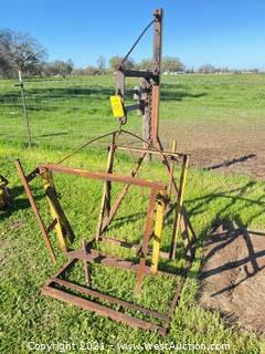 Agricultural Scale