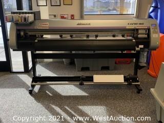 2013 Mimaki CJV30-160 Vinyl Printer and Cutter