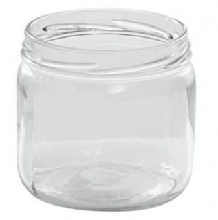 (4) Boxes Of (12) 12oz Culinary Jars (92151)