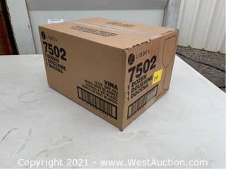 (3) Boxes Of (12) 12oz White Wine Glasses (7502)
