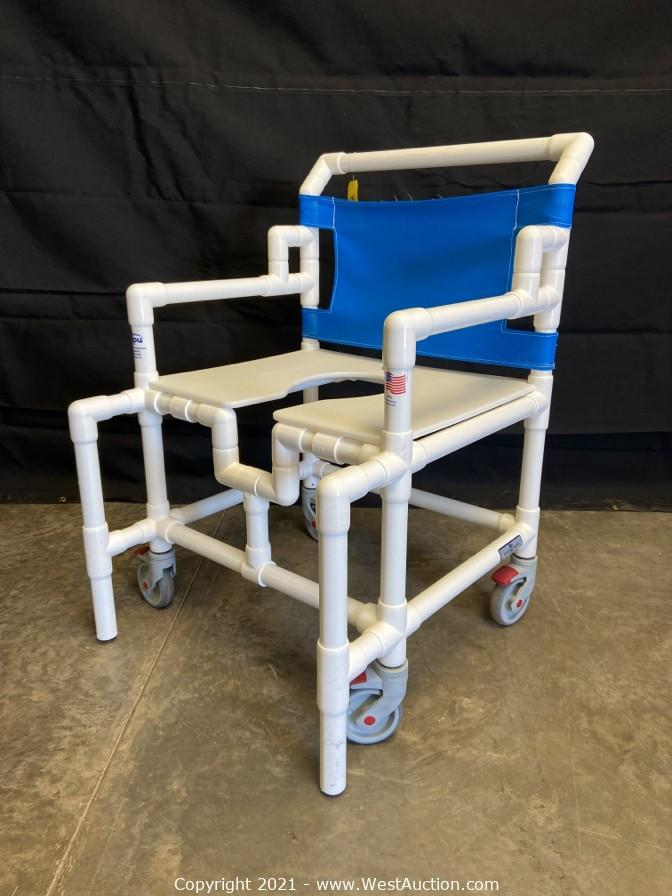 Hospital Beds, Wheelchairs and Care Equipment from Retirement Facility
