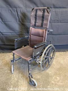 Karma Medical Products KM-5000F Wheelchair