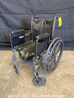 Drive Silver Sport II Wheelchair