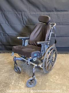 Invacare Fuzet50 Wheelchair