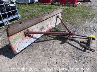 5' Tractor Pull Scraper/Leveler