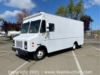 1998 GMC 18' Step Van
