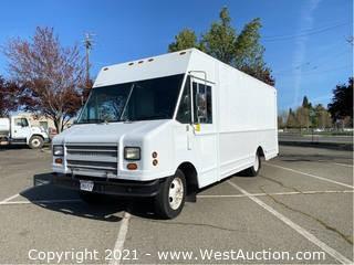 2001 Workhorse Utilimaster Diesel Step Van