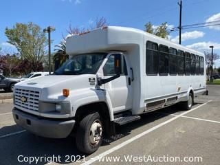 2004 Chevrolet C5500 Duramax Diesel Bus