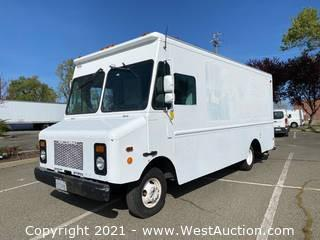 1998 GMC 22' Step Van