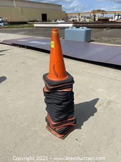 (26) Small Traffic Cones