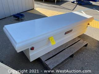 """72""""x20""""x16"""" Weather Guard Truck Mounted Toolbox"""