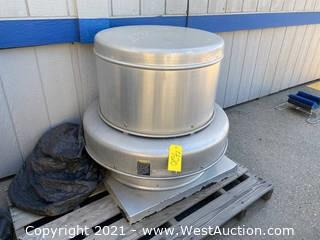 Greenheck Centrifugal Downblast Exhaust Fan