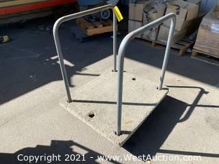 Metal Material Cart