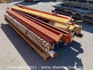 (15+) Pallet Racking Crossbeams And Uprights