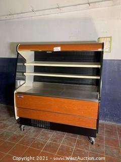 Federal Industries Self-Serve Refrigerator Merchandiser