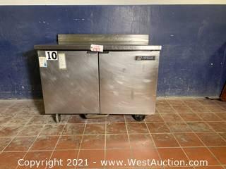True TET-48 Worktop Refrigerator