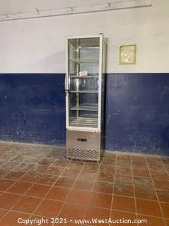 Glass Merchandise Refrigerator