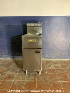 Anets SLG 40 Commercial Gas Fryer
