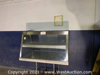 Hot Display Counter Top
