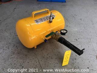 Pressure Tire Blaster