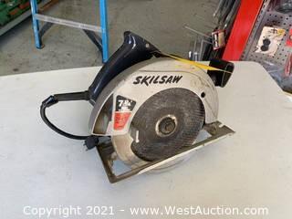 "Skilsaw 559 7-1/4"" Circular Saw"