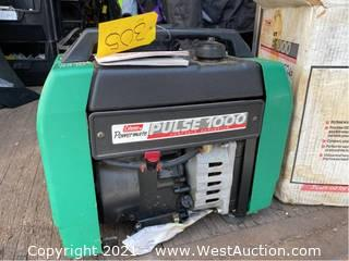 Coleman Powermate Pulse 1000 Gas Generator