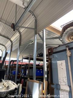 Garage Port 40' x 21'