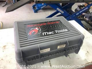 Mac Tools Motorcycle Diagnostic Scanner