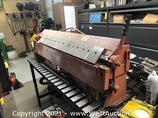 Northern Industrial Press Brake