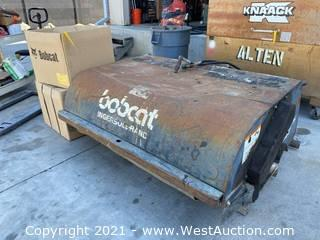 Bobcat Sweeper 60 Attachment With Accessories