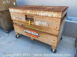 Knaack Toolbox/Storage Container
