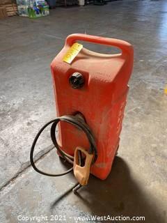 Flo'N'Go DuraMAX 14 Gallon Portable Fuel Pump