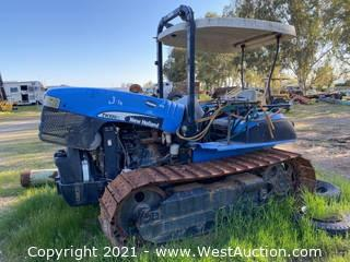 New Holland TK100A Tractor